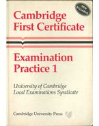 Cambridge First Certificate Examination Practice 1 - Leo Jones