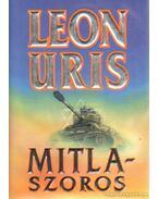 Mitla-szoros - Leon Uris