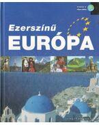 Ezerszínű Európa - Lerner János