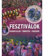 Fesztiválok (dedikált) - Lerner János