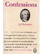 Confessions I - Rousseau, Jean-Jacques