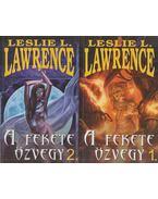 A fekete özvegy I-II. - Leslie L. Lawrence