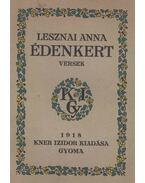 Édenkert - Lesznai Anna