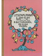 Mese a bútorokról és a kisfiúról - Lesznai Anna