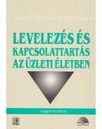 Levelezés és kapcsolattartás az üzleti életben angol nyelven - Davies, Susan, Esnol, Armel