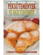 Péksütemények és házi kenyerek - Lévai Anita