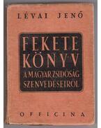 Fekete könyv - Lévai Jenő