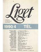 Liget 1990/4 Tél - Levendel Júlia, Horgas Béla