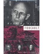 Reading after Foucault – Institutions, Disciplines, and Technologies of the Self in Germany, 1750-1830 - LEVENTHAL, ROBERT S (editor)