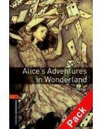 Alice's Adventures in Wonderland Audio CD Pack - Stage 2 - Lewis Carroll