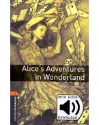 Alices Adventures in Wonderland - Oxford Bookworms Library 2 - MP3 pack - Lewis Carroll