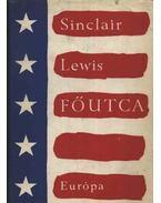 Fő utca - Lewis, Sinclair