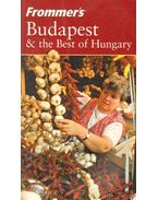 Frommer's Budapest & the Best of Hungary - Lieber, Joseph S., Shea, Christina