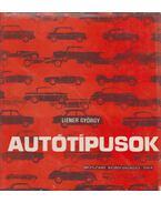 Autótípusok 1964 - Liener György