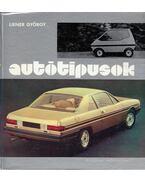 Autótípusok 1977 (dedikált) - Liener György