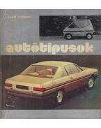 Autótípusok 1977 - Liener György