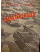 Autótípusok (1958) - Liener György