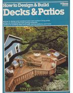 How to Design & Build Decks & Patios - Lin Cotton