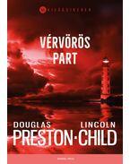 Vérvörös part - Lincoln Child