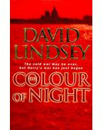 The Colour of Night - Lindsey, David