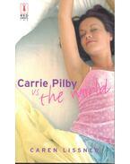 Carrie Philby Vs the World - LISSNER, CAREN