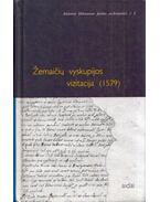 Zemaiciu vyskupijos vizitacija (1579) - Liudas Jovaisa