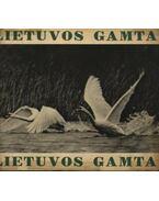 Lietuvos gamta - Livciuviené, D. (szerk.)