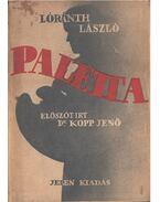 Paletta - Lóránth László