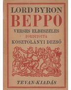 Beppo - Verses elbeszélés - Lord Byron, Kosztolányi Dezső