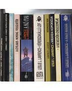 10 db Lőrincz L. László / Leslie L. Lawrence könyv - Lőrincz L. László, Leslie L. Lawrence