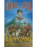 Lhászáig hosszú az út - Lőrincz L. László