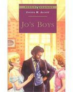 Jo's Boys - Louisa May Alcott