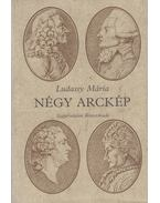 Négy arckép - Ludassy Mária