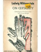 On Certainty - Ludwig Wittgenstein