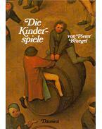 Die Kinderspiele von Pieter Bruegel - Lukácsy András