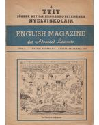 English Magazine for Advanced Learners August-September 1957 - Lutter Tibor