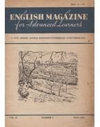 English Magazine for Advanced Learners May 1958 - Lutter Tibor