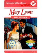 Baby Included! - Lyons, Mary