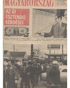 Magyarország 1975. XII. évfolyam (hiányzik a 35. szám) - Pálfy József