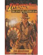 Indiana Jones és a delphi veszedelem - MacGregor, Rob