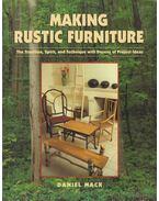 Making Rustic Furniture - Mack, Daniel