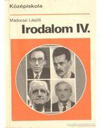 Irodalom - Madocsai László