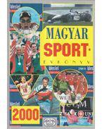 Magyar Sportévkönyv 2000 - Ládonyi László