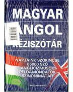 Magyar-angol, angol-magyar kéziszótár - Gerencsér Ferenc