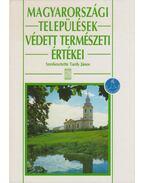Magyarországi települések védett természeti értékei - Több író, Tardy János