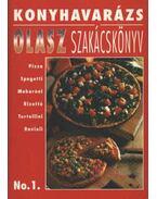 Olasz szakácskönyv - Makarész Miklós