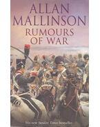 Rumours of War - MALLISON, ALLAN