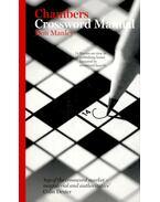 Chambers Crossword Manual - MANLEY, DON