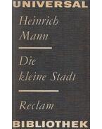 Die kleine Stadt - Mann, Heinrich