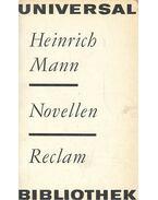 Novellen - Mann, Heinrich
